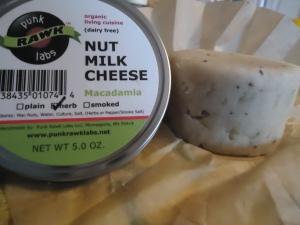Herb Macadamia Cheese
