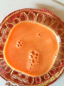 Super Duper Sweet Sweet Potato Juice